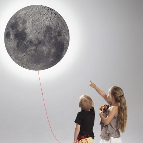 Big Kotona Moon light & note board