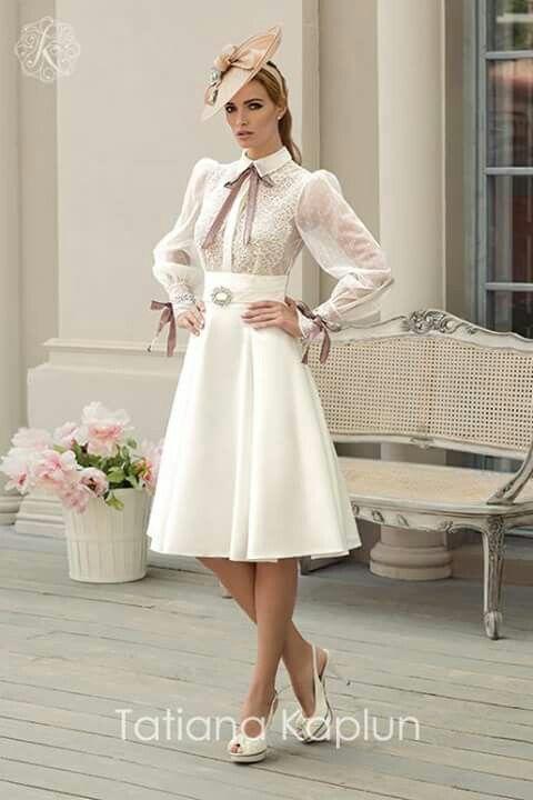 Pin von Maria G. auf Wedding dress | Pinterest | Outfit ideen ...