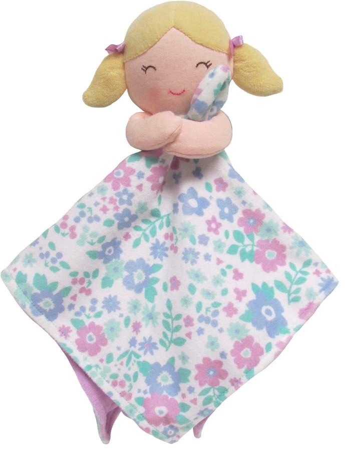 New Carter/'s Snuggle Buddy Pretty Girl Doll Security Blanket Soft Cute NWT