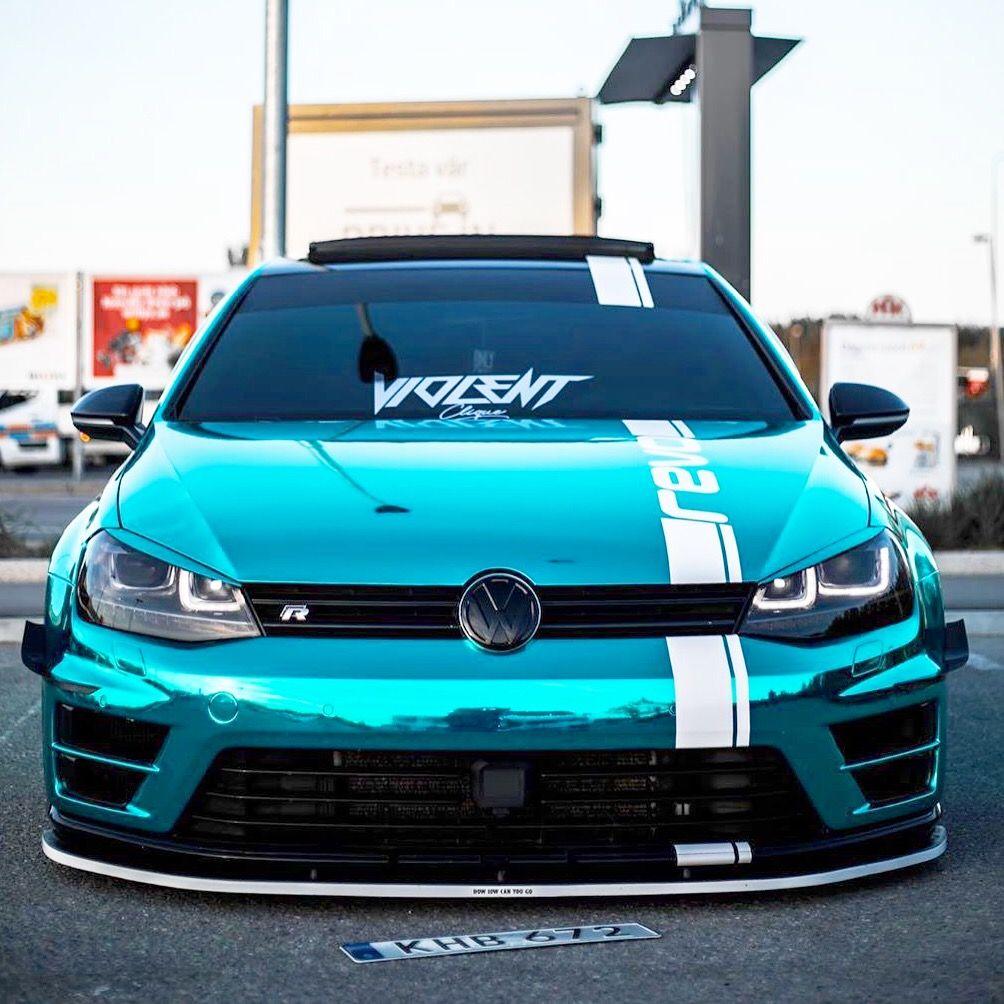 Golf Mk7 R Volkswagen Golf R Volkswagen Golf Volkswagen Gti
