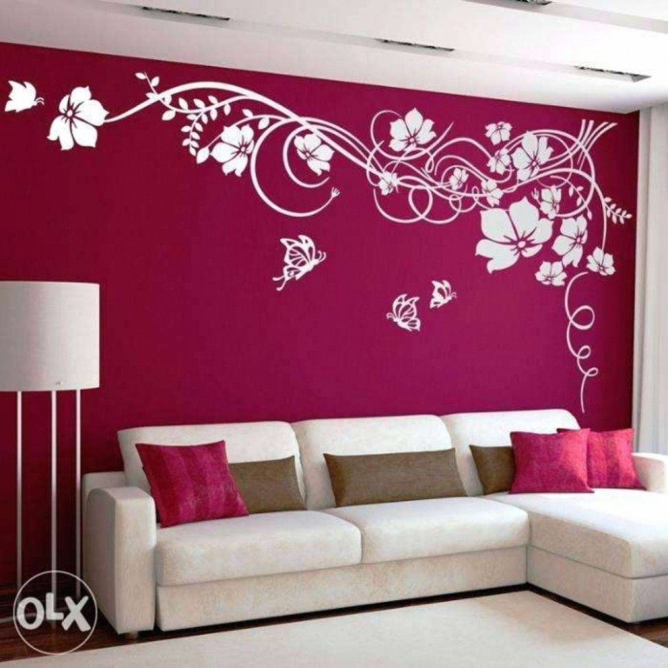5 Top Risks Of Wall Painting Designs For Living Room Room Paint Designs Living Room Paint Wall Design