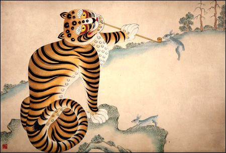 The Korean Tiger Founder Of The Nation And Many Stories Korean