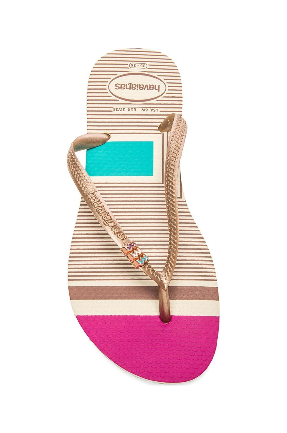 c45a69abc Havaianas CHINELOS DE DEDO SLIM TRIBAL | Summer, Sol, Beachsss in ...