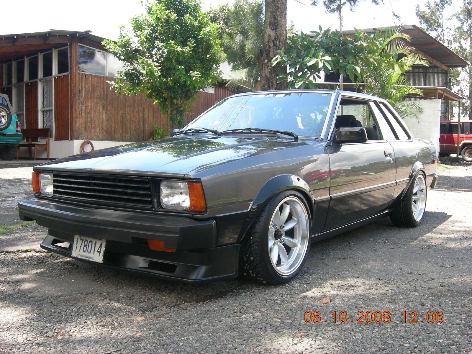 1982 Toyota Corolla Sr5 Coupe