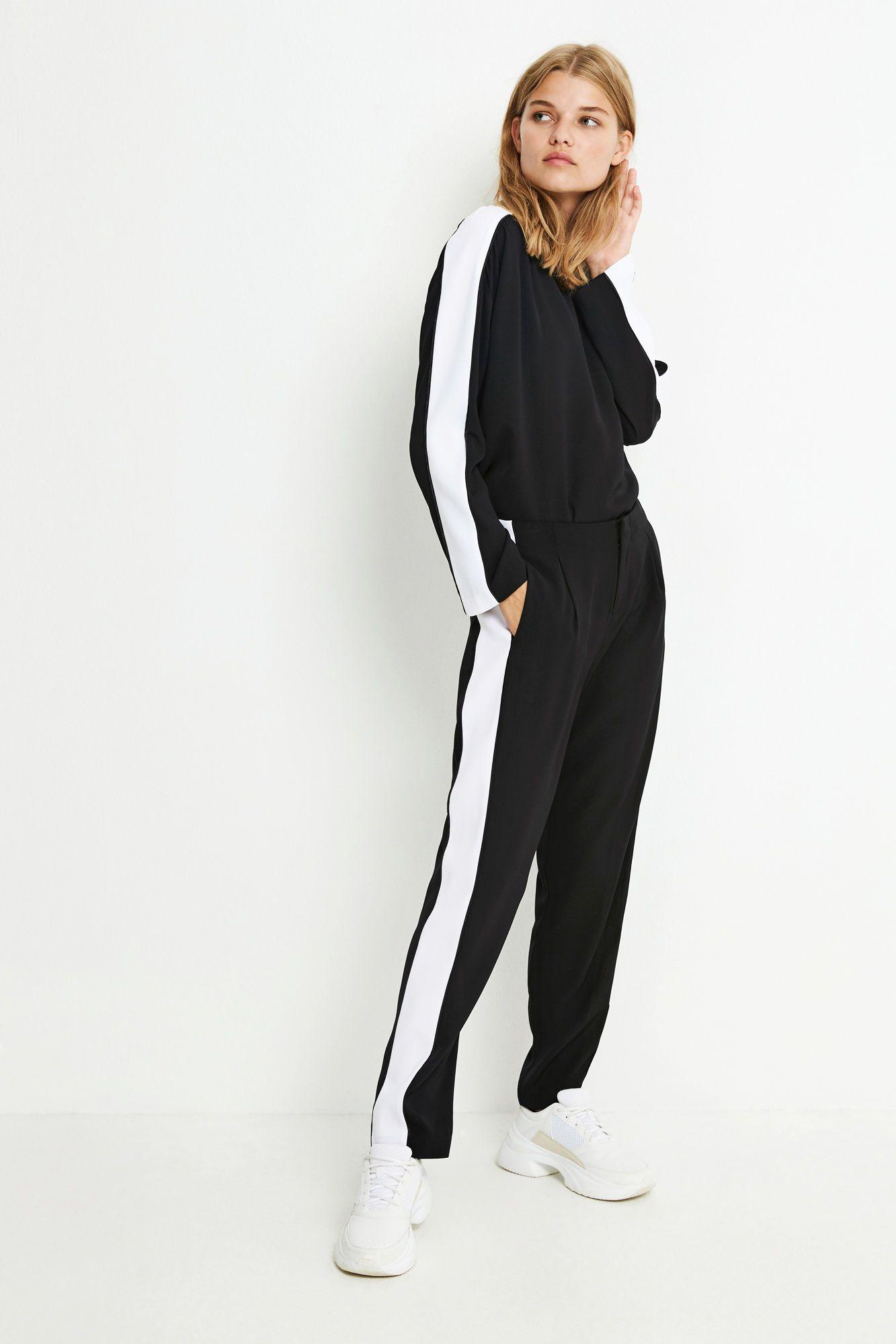 ENJELLY PANTS 6392 | Mode ideer, Kvinde stil, Bukser