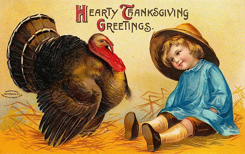 1000+ images about HAPPY THANKSGIVING on Pinterest   Vintage ...