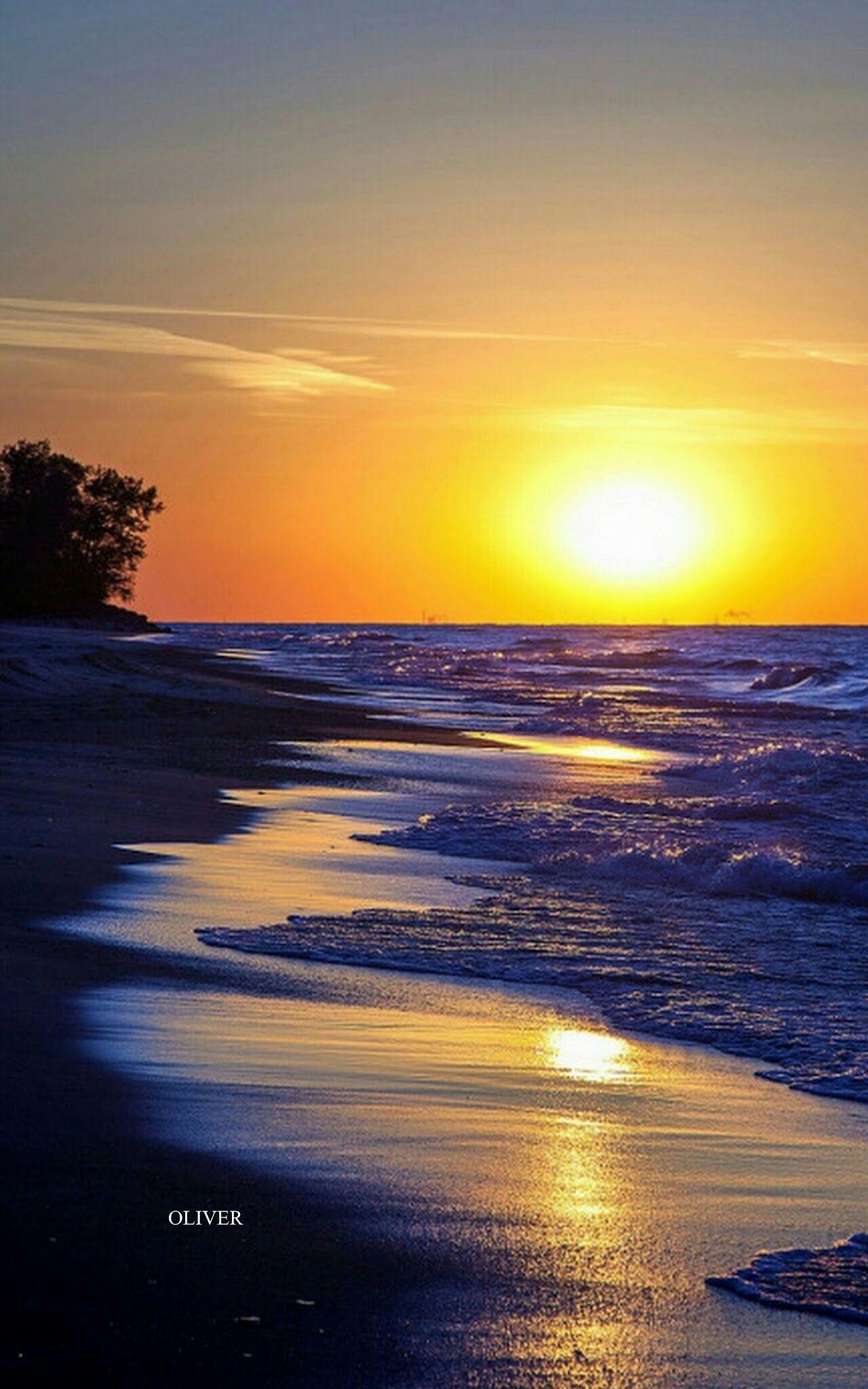 Beautiful Sun Scene Beautiful Sunrise Beautiful Nature Beautiful Sunset