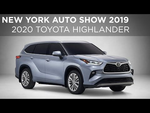 2020 Toyota Highlander Is Basically Better In Every Way Toyota Lifted Trucks Toyota Highlander