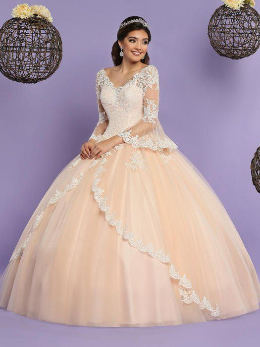 Q by Da Vinci Quinceanera 80384 Q by DaVinci Atianas Boutique ...