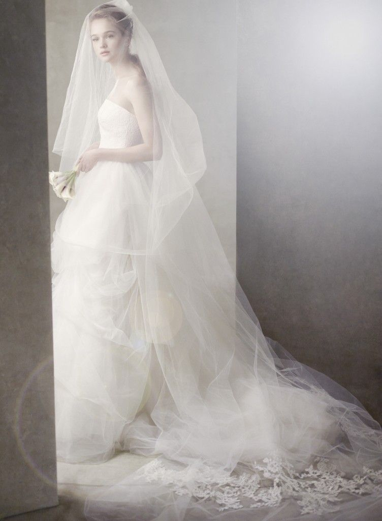Gowns fit for a Goddess: White by Vera Wang | Ideas de boda, Boda y ...