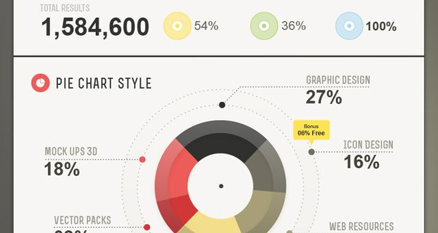Todayu0027s special is FREE Infographic Elements Vector designed with - graphs and charts templates