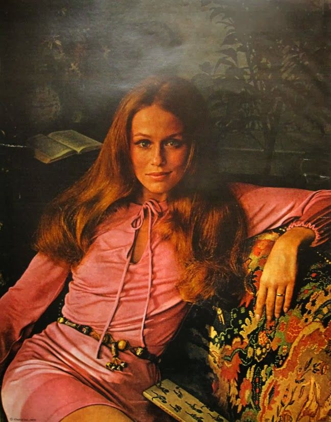 The beautiful and iconic Lauren Hutton