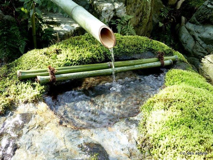 Un laghetto in giardino può essere di grande effetto