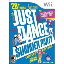 just dance (summer party)