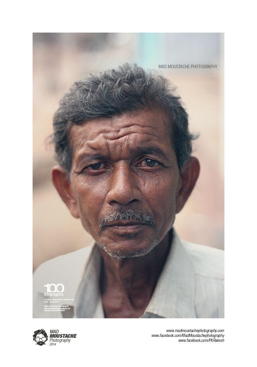 Stranger #5  #100portraits #100strangers #100stories Photography : Rakesh PK Location : Berhampur, Orissa https://www.facebook.com/madmoustachephotography