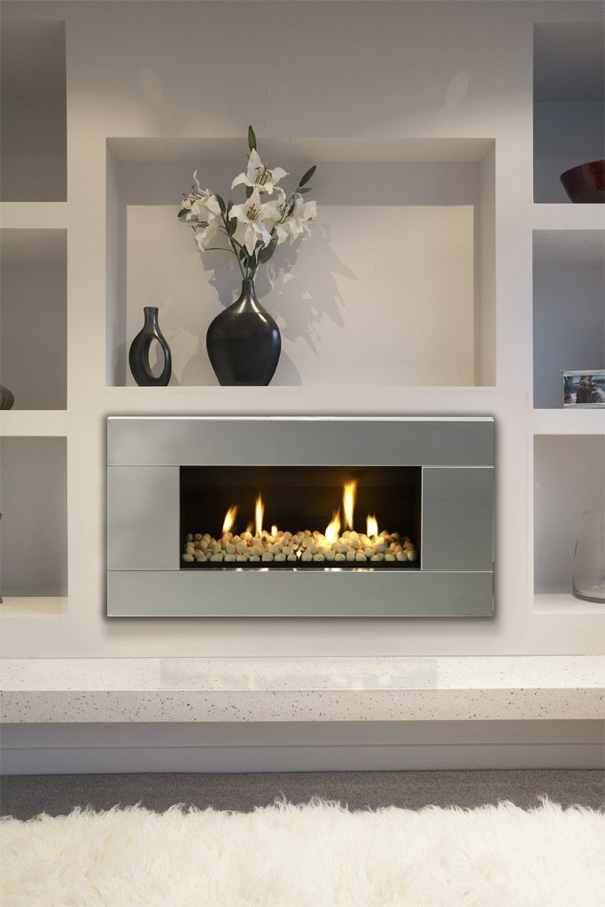 Image result for gas fireplace finishing ideas | lake house plan ...