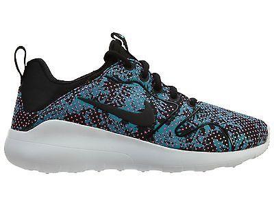 7eca8e889cc34c Nike Kaishi 2.0 Print Womens 833667-405 Blue Pink Mesh Running Shoes Size  9.5
