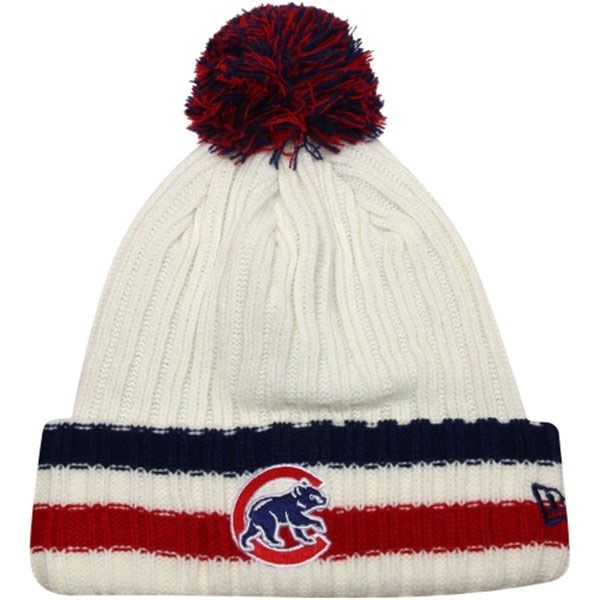 b6bcd984ecd Wrigley Field Winter Knit Pom Hat  14.95  Chicago Cubs