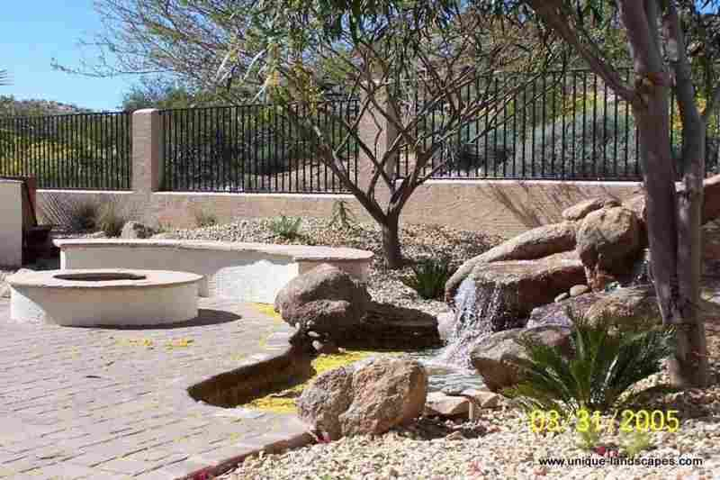 desert backyard landscaping ideas 27 best landscapes images