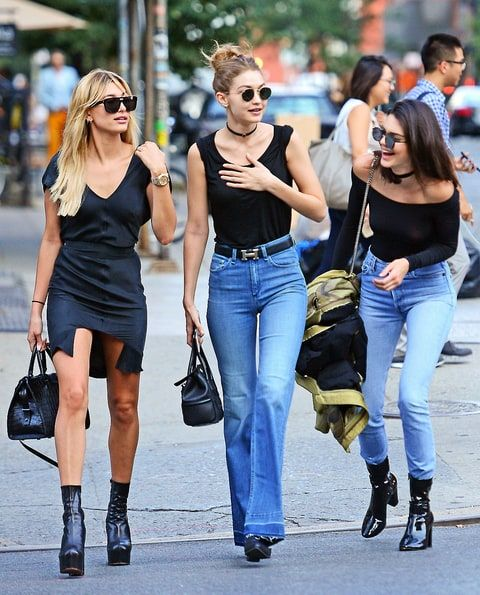 Kendall Jenner, Gigi Hadid and Hailey Baldwin showed Us the meaning of model behavior! See the pics!