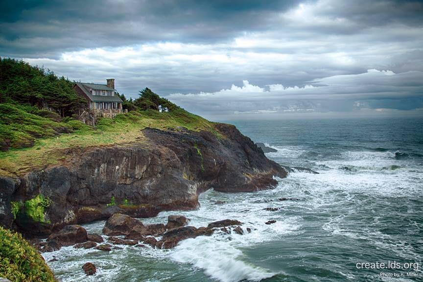 Cliffside Cottage