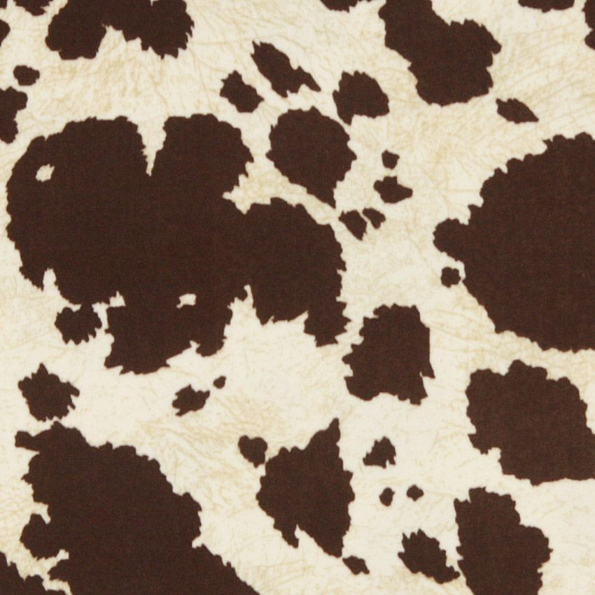 Cow Hide Fabric Upholstery
