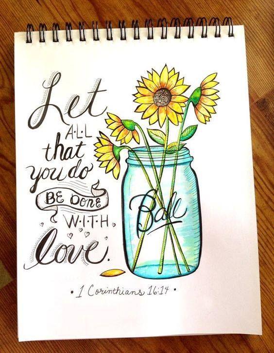 Jette,wie malt man mit Aquarell realistische(?) Gläser und Vasen? #bible