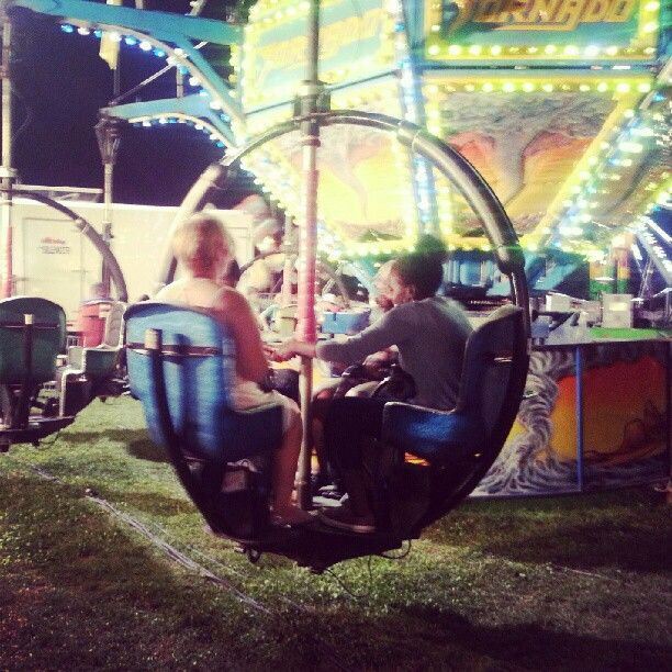 photo by ashsparkles9: At the fair! @davaugn_griffin @itsmickiebaby