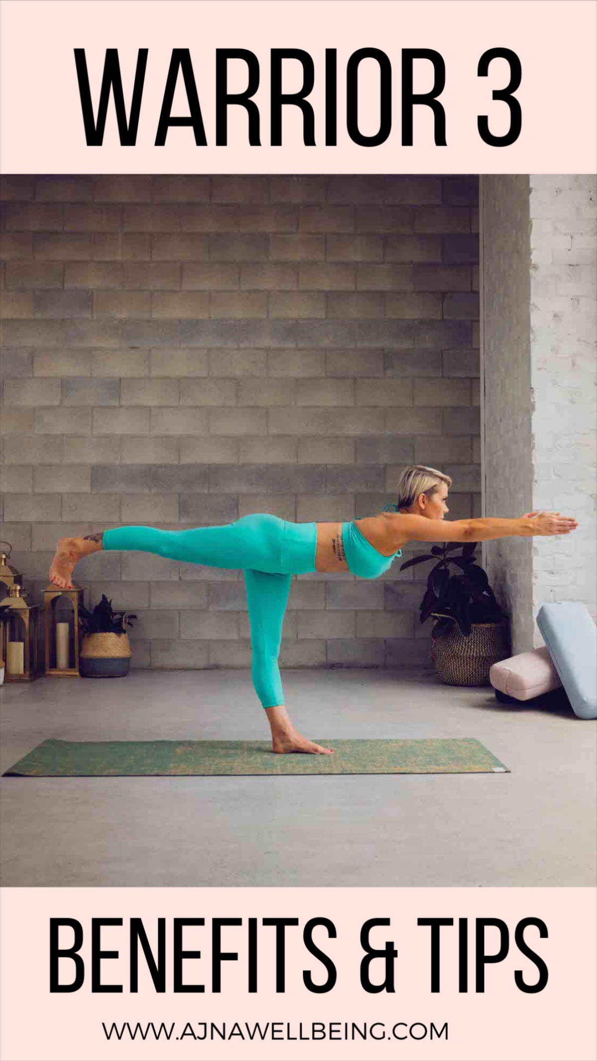 Warrior 3- Yoga Pose Benefits And Tips