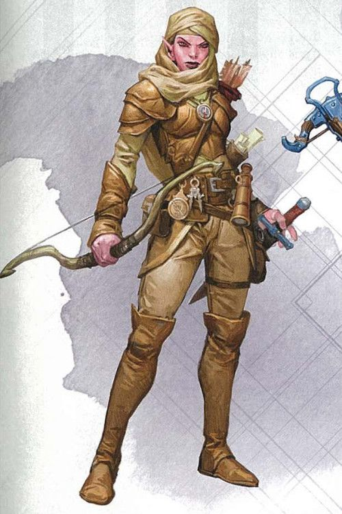 "we-are-rogue:  "" Horizon Walker from Xanathar's Guide To Everything  @weareranger, @we-are-horizon-walker  """