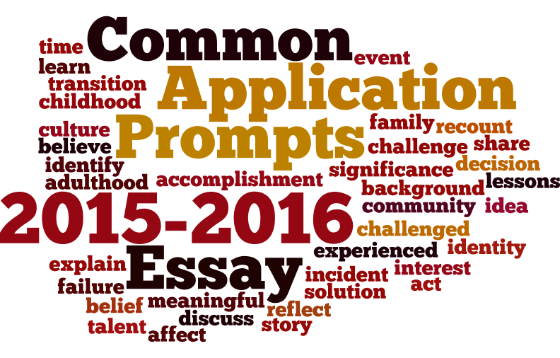 The Common Application Just Announced Essay Prompts For 2015 2016