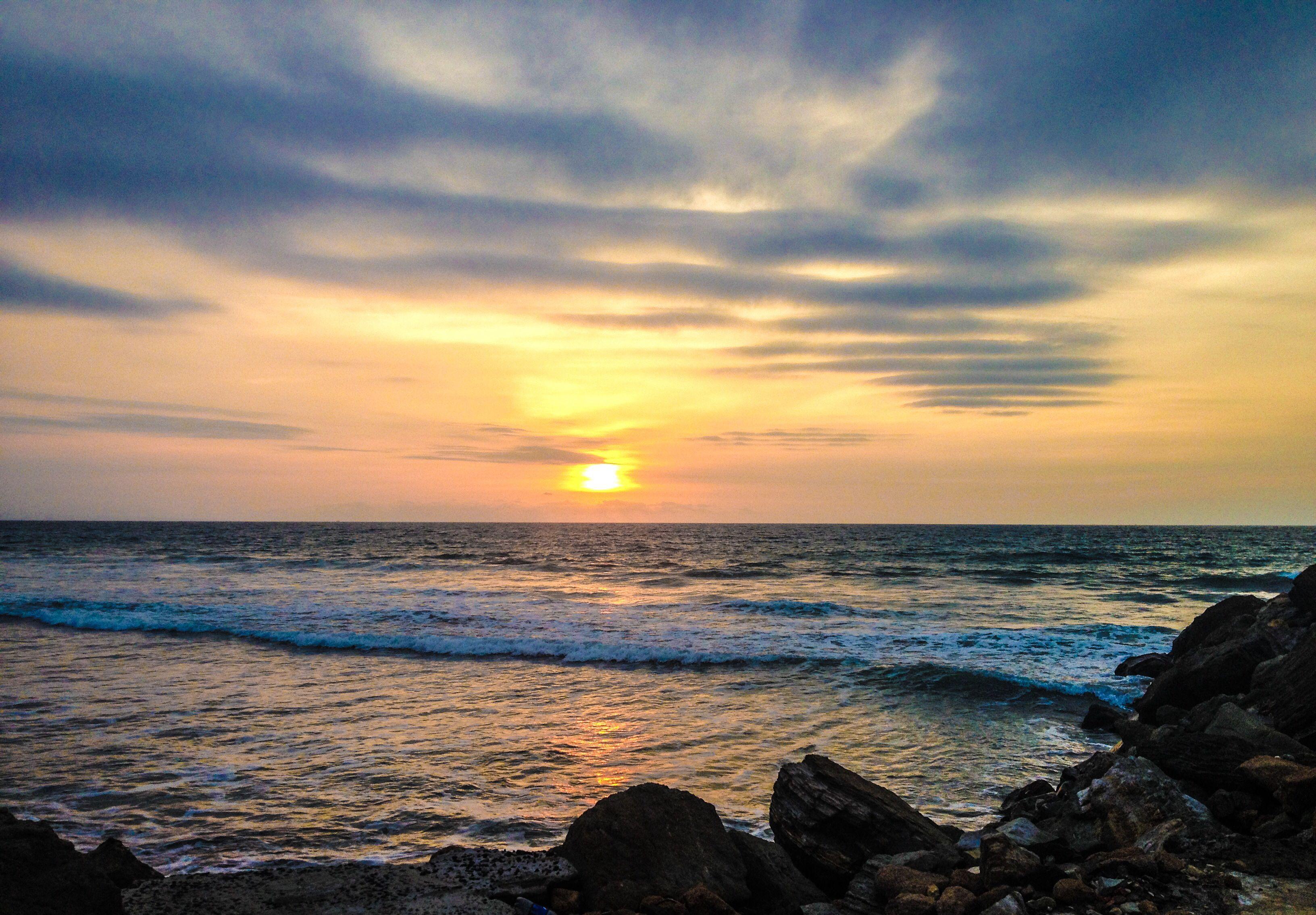 San Clemente Ecuador Sunsets