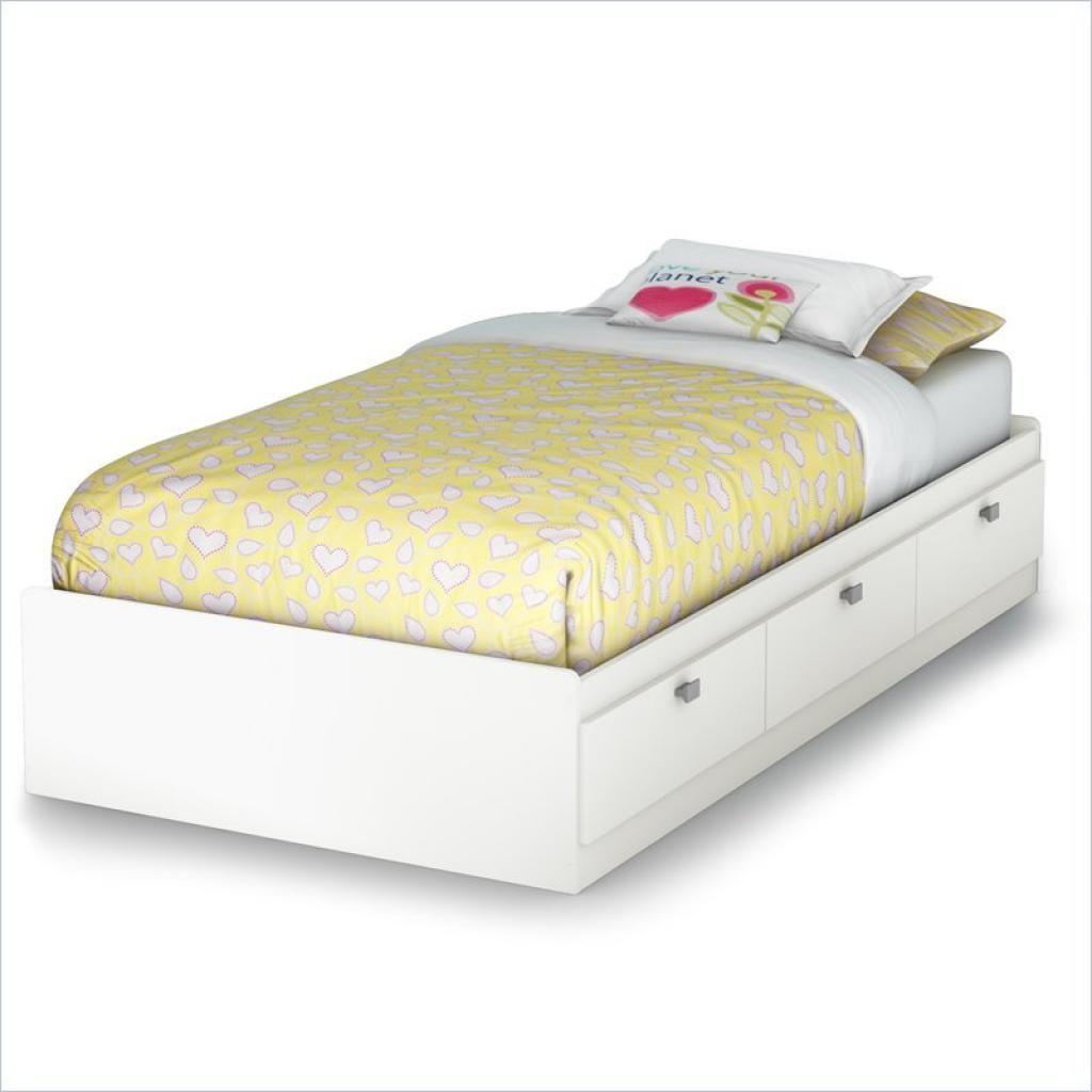 Twin Bettrahmen Mit Lagerung - Schlafzimmer | Schlafzimmer | Pinterest
