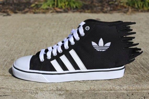 Jeremy Scott x Adidas Originals – Nizza Jagged  7fe38f326