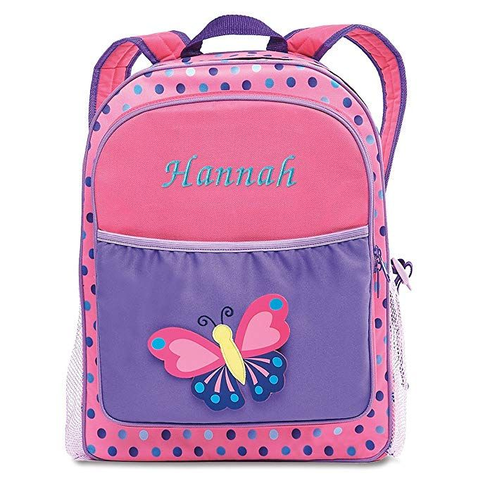 3D Butterfly Kids Personalized Backpack by Lillian Vernon.  Backpack   Disney  disneyprincess 74ba53a992d4f