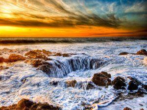 Agujero En El Mar 57749 Costa De Oregon Imagenes Wallpapers Hd Islas Fiyi