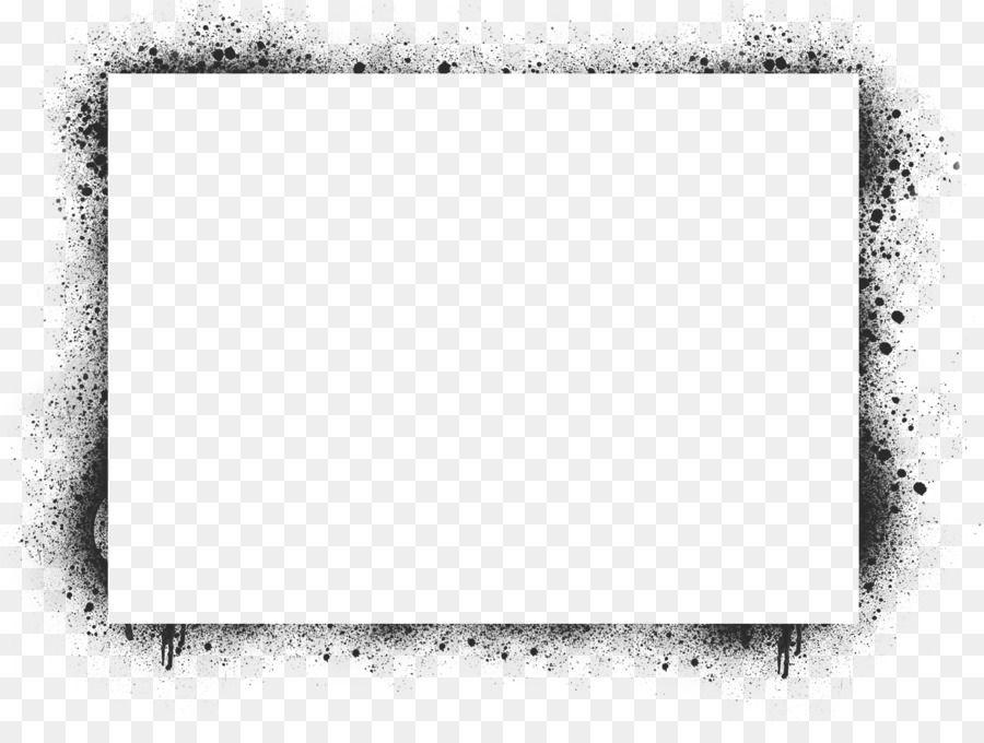 Grunge Clip Art Grunge Photo Frame Png Unlimited Download Kisspng Com Black And White Frames Frame Clip Art