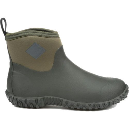 bba8032c8a4a03 Muck Boots Men s Muckster II Ankle Green And Moss Our newly updated  Muckster II Ankle Boot features a new height and outsole pattern Whether  your out