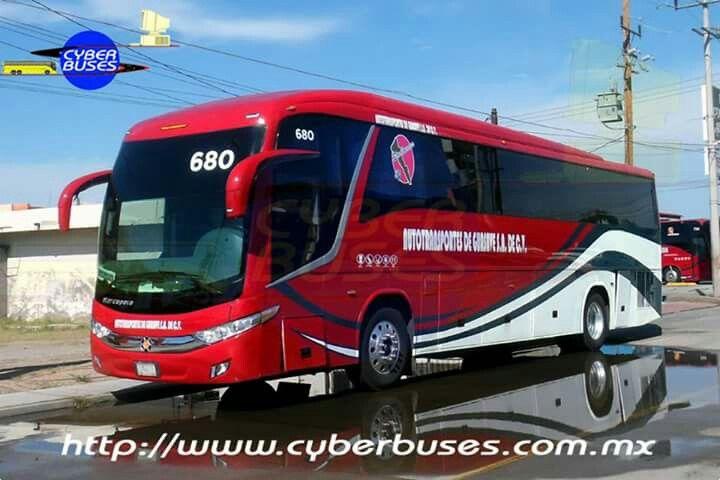 Dina f12 modificado marco polo paradiso g7120 mx autotransporte de ...