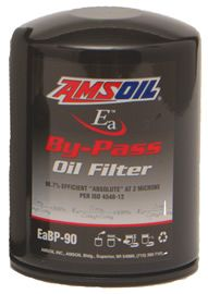 Amsoil Ea Bypass Oil Filters Provide Maximum Filtration Protection