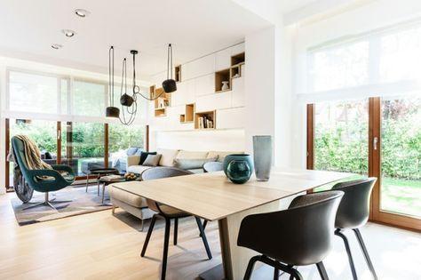 dekovorschlage wohnzimmer essbereich, wohnzimmer mit essbereich. ▷ 1001+ wohnzimmer einrichten beispiele, Ideen entwickeln