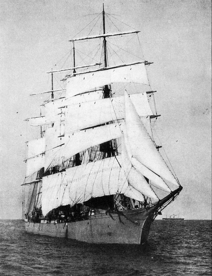 William p frye | Sailing, Sailing ships, Boat