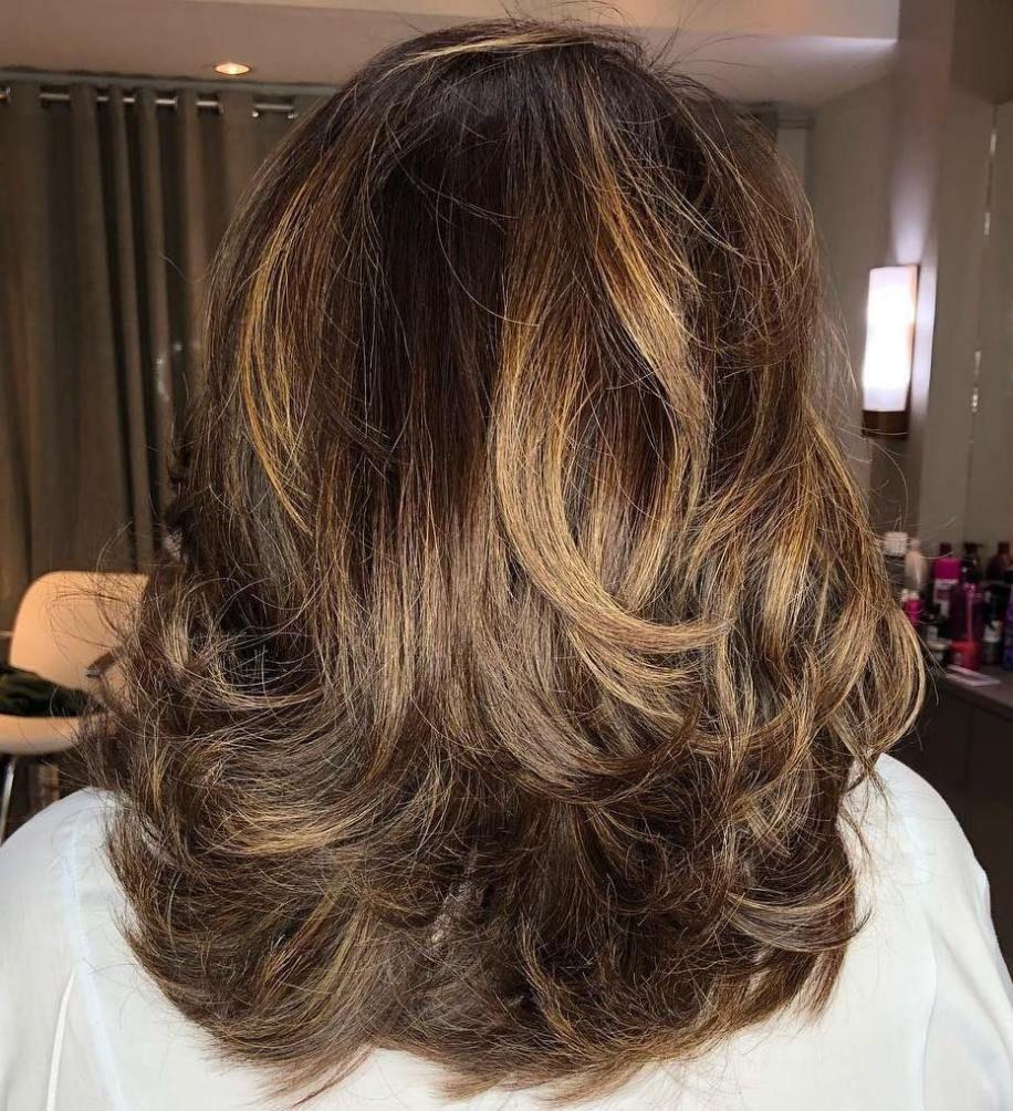 50 Best Medium Length Layered Haircuts in 2020 - Hair Adviser in 2020 | Medium  length hair with layers, Medium hair styles, Layered haircuts
