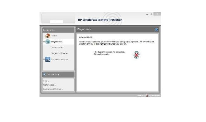 GRATUIT TÉLÉCHARGER HP PROTECTION SIMPLEPASS IDENTITY