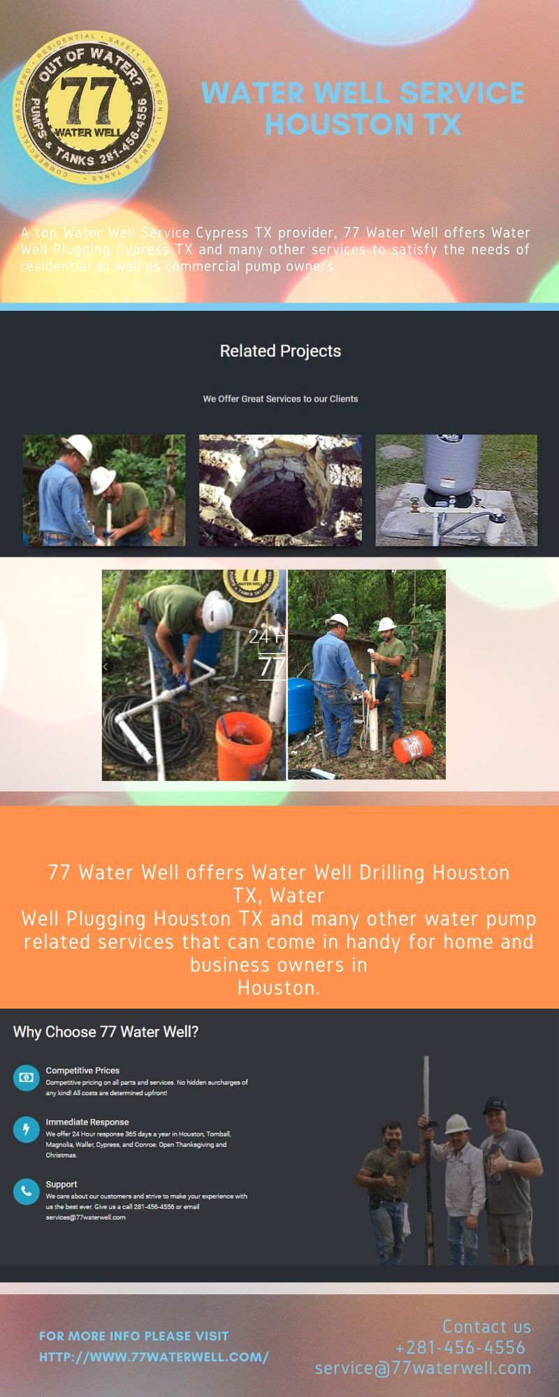 77 Water Well is a top Water