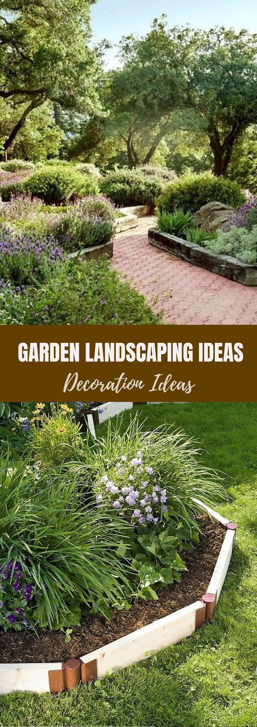 Garden Landscaping Design In 2021 Garden Landscape Design Garden Landscaping Backyard Diy Garden Landscaping Backyard diy landscaping ideas