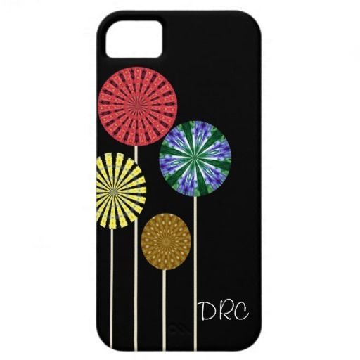iPhone 5 Barely There Flowers  Fans iPhone 5 Cases
