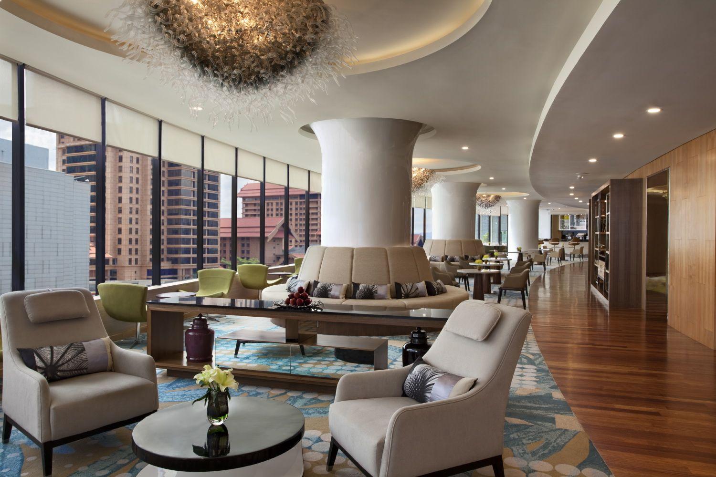 Executive Club Lounge Hotel Overview Rea De Espera