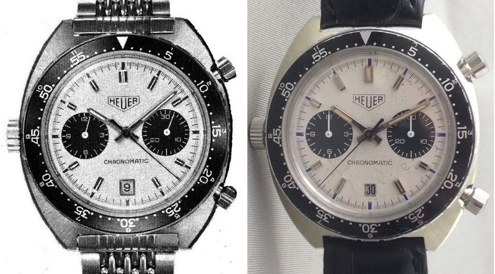 Found, 45 Years Later:  Heuer's very first automatic chronograph --  http://chronocentric.com/forums/heuer/index.cgi?page=1;md=read;id=75052… @TAGHeuer @HODINKEE