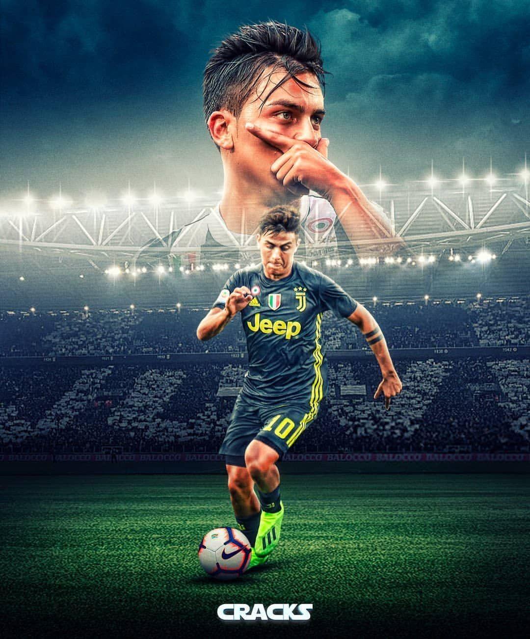 Jruizmandesigns La Joya Paulodybala Trabajo Realizado Para La Coleccion De Wallpapers Exclusivos De Ronaldo Football Soccer Photography Juventus Soccer